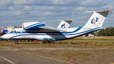 RA-74036 - Antonov An-74-200 - Gazpromavia