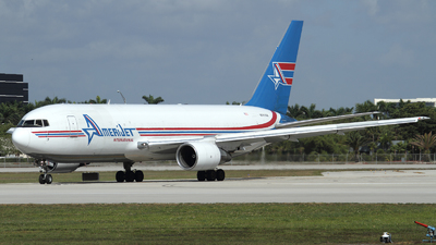 N741AX - Boeing 767-232(SF) - Amerijet International