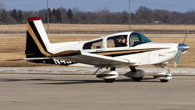 N45162 - Gulfstream AA-5B Tiger - Private