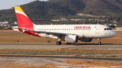 A picture of ECJDL - Airbus A319111 - Iberia - © Torres Pode Ser