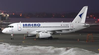 RA-89010 - Sukhoi Superjet 100-95B - IrAero