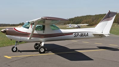 SP-MAA - Cessna 152 II - Private