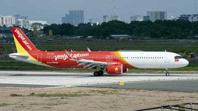 VN-A523 - Airbus A321-271NX - VietJet Air