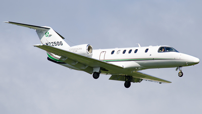 N2250G - Cessna 525 Citation CJ4 - Private