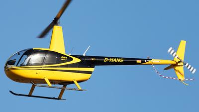 D-HANS - Robinson R44 Raven - Private