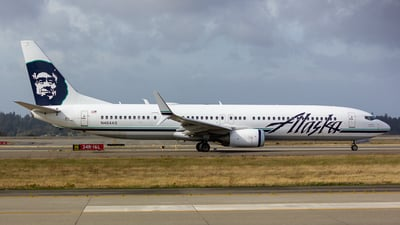 A picture of N464AS - Boeing 737990(ER) - Alaska Airlines - © Jay Cassady