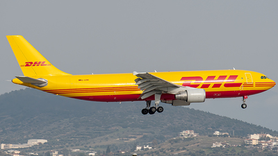 A picture of DAZMK - Airbus A300B4622R(F) - DHL - © EFS.PAN