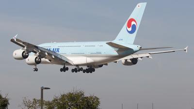 HL7615 - Airbus A380-861 - Korean Air