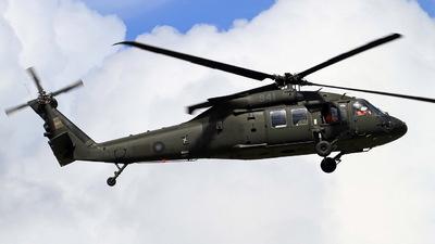 941 - Sikorsky UH-60M Blackhawk - Taiwan - Army