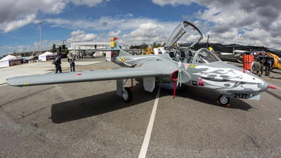 FAC2127 - Cessna T-37B Tweety Bird - Colombia - Air Force