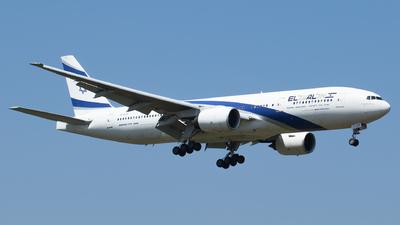 4X-ECF - Boeing 777-258(ER) - El Al Israel Airlines
