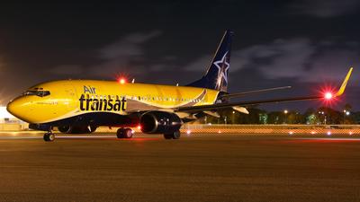 C-GYQV - Boeing 737-73V - Air Transat