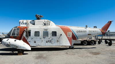 1375 - Sikorsky HH-52A Sea Guard - United States - US Coast Guard (USCG)