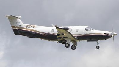 N7YR - Pilatus PC-12/45 - Boutique Air