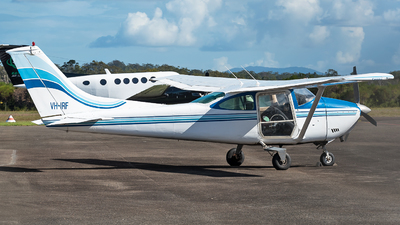 VH-IRF - Cessna 182P Skylane - Private