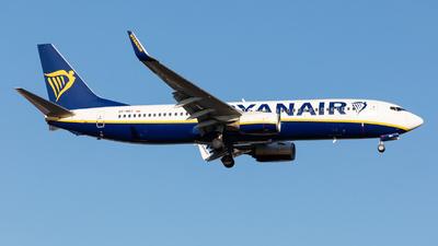 A picture of SPRKC - Boeing 7378AS - Ryanair - © Oleksandr Smerychansky