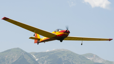 OE-9449 - Scheibe SF.25C Falke - Private