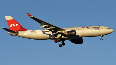 A picture of VPBUB - Airbus A330223 - Nordwind Airlines - © Mehrad Watson - AirTeamImages