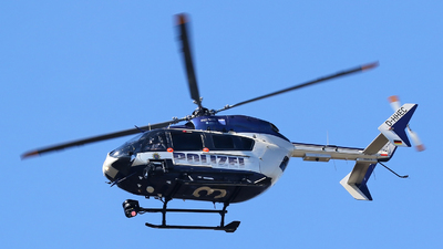 D-HHEC - Eurocopter EC 145 - Germany - Police