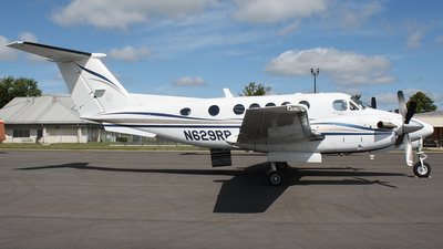 A picture of N629RP - Beech B200 Super King Air - [BB1984] - © Brady Noble
