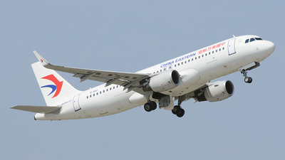 B-1610 - Airbus A320-214 - China Eastern Airlines