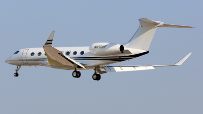 N650HF - Gulfstream G650 - Private
