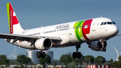 CS-TJH - Airbus A321-211 - TAP Air Portugal
