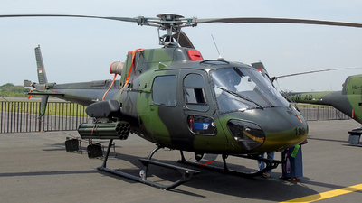 HS-7199 - Eurocopter AS 555 Fennec - Indonesia - Army
