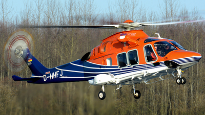 D-HHFJ - Agusta-Westland AW-169 - Heli Service