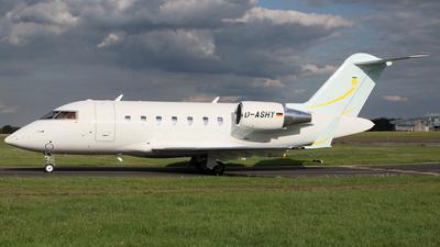 D-ASHY - Bombardier CL-600-2B16 Challenger 650 - ProAir Aviation