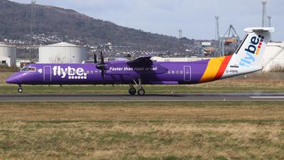 G-PRPK - Bombardier Dash 8-Q402 - Flybe