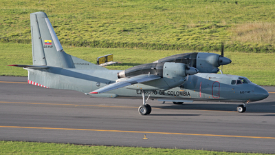 EJC1147 - Antonov An-32B - Colombia - Army