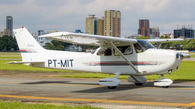 PT-MIT - Cessna 172R Skyhawk II - Private