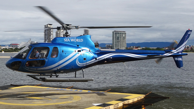 VH-SWL - Eurocopter AS 350B2 Ecureuil - Private