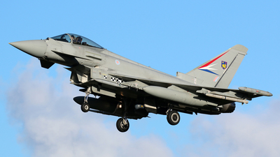 ZJ938 - Eurofighter Typhoon FGR.4 - United Kingdom - Royal Air Force (RAF)