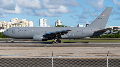 17-46027 - Boeing KC-46A Pegasus - United States - US Air Force (USAF)
