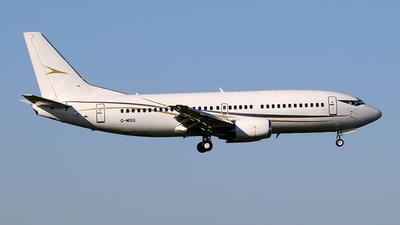 G-MISG - Boeing 737-3L9 - Cello Aviation