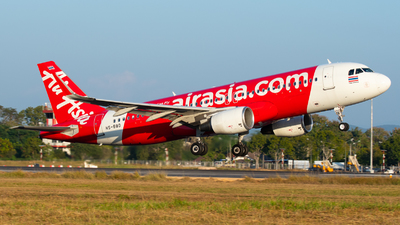 A picture of HSBBD - Airbus A320216 - AirAsia - © Amarase Pamarapa