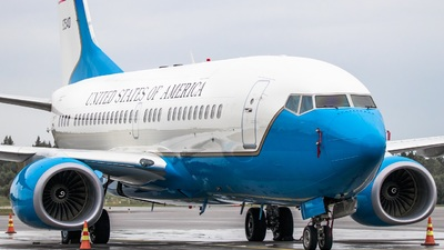 09-0540 - Boeing C-40C - United States - US Air Force (USAF)