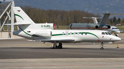 D-BJMS - Dassault Falcon 50EX - ProAir Aviation