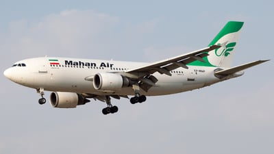 A picture of EPMMP - Airbus A310304 - Mahan Air - © Mohammad Rozve