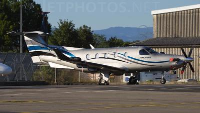 A picture of N77ZA - Pilatus PC12/45 - [300] - © Remo Garone
