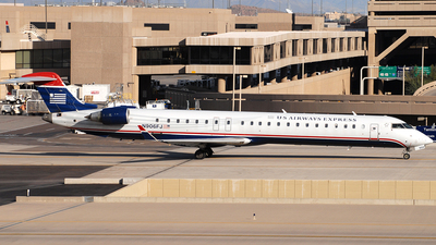N906FJ - Bombardier CRJ-900ER - US Airways Express (Mesa Airlines)