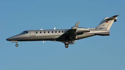 A picture of DCMSC - Learjet 45 - [45097] - © Antonio Alessi