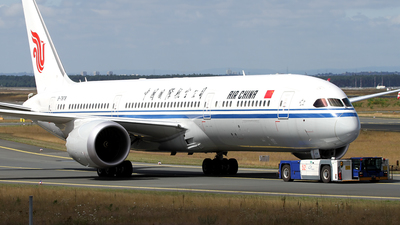 B-7878 - Boeing 787-9 Dreamliner - Air China