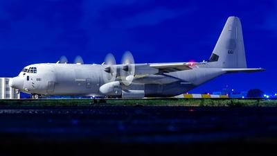 661 - Lockheed Martin C-130J-30 Samson - Israel - Air Force