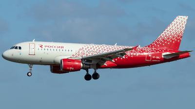 A picture of VPBNJ - Airbus A319111 - Rossiya - © Andre Sönnichsen