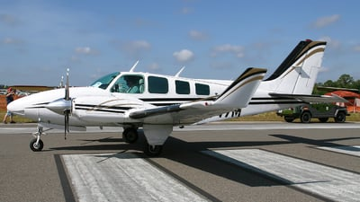 N4547M - Beechcraft 58 Baron - Private