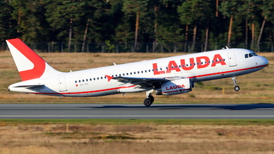 9H-IHL - Airbus A320-232 - Lauda Europe