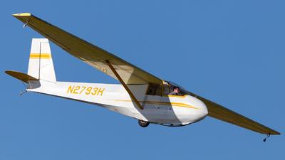 N2793H - Schweizer SGS 2-33A - Private